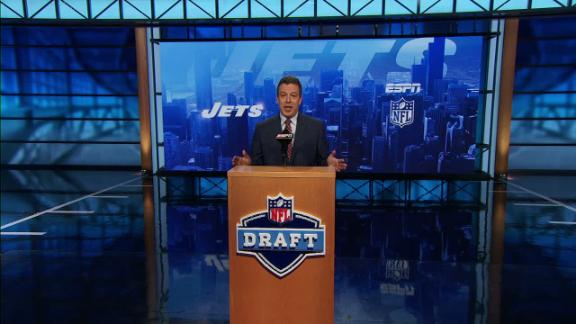 Video - Jets select Paxton Lynch in NFL Nation mock draft