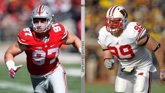 Is Joey Bosa the next J.J. Watt?