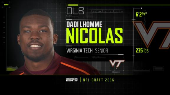 Dadi Lhomme Nicolas highlights