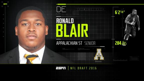 Ronald Blair highlight