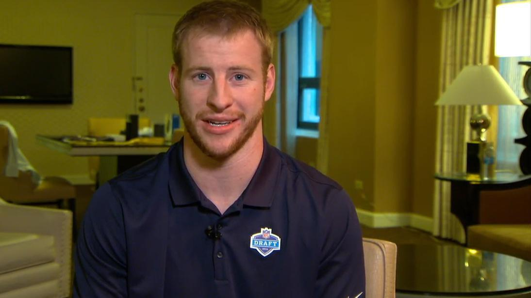 Video - Wentz on Bradford: Can only control what I can control