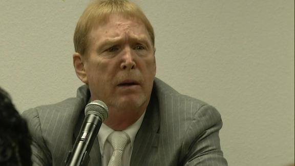 Video - Mark Davis on Las Vegas: We need a home