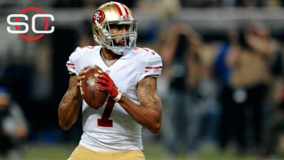 Video - Clayton: Kaepernick to Denver 'unlikely'
