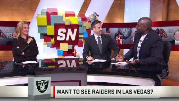 Video - Is it a good idea for the Raiders to move to Las Vegas?