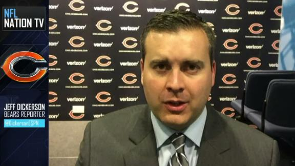 Video - Bears surprise, moving up to draft Floyd