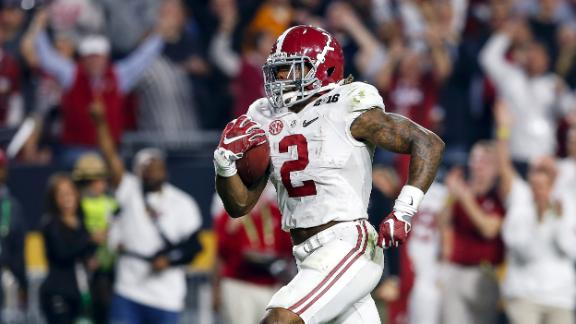 Video - How Derrick Henry will impact Titans' running game