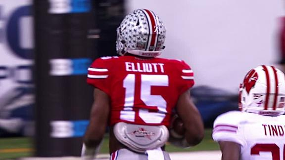 Ezekiel Elliott Ultimate Highlight