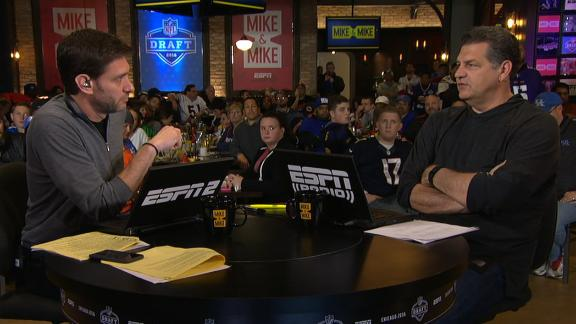 Video - Golic doesn't buy Fitzpatrick sitting out