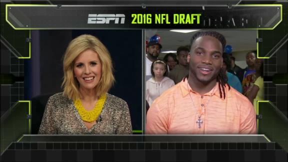 Video - Jaylon Smith: A lot of uncertainty drafted with an injury