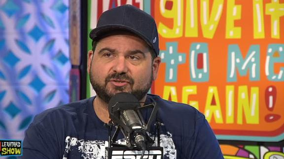 Video - Le Batard: Teams who passed on Tunsil were cowards