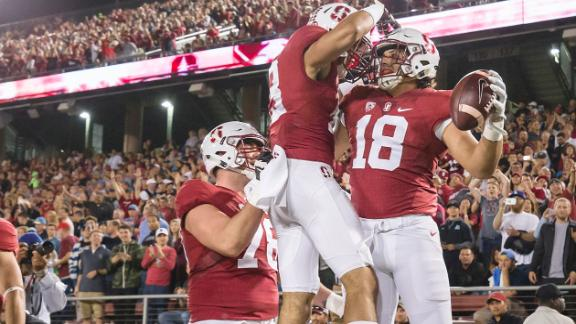 McShay: Hooper could be latest Stanford stud TE