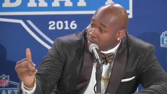 Laremy Tunsil says he took money from coach at Ole Miss