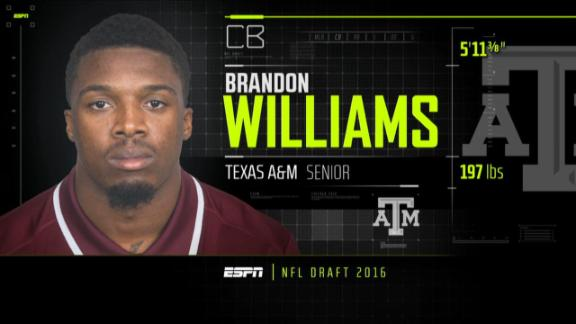 Video - Brandon Williams highlight