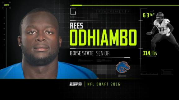 Rees Odhiambo highlights