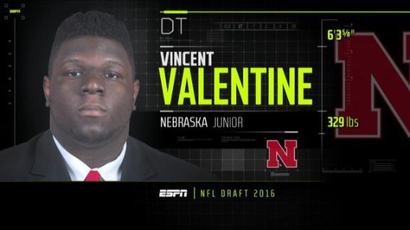 Video - Vincent Valentine highlights