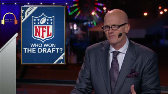 SVP: No one knows who won the NFL draft