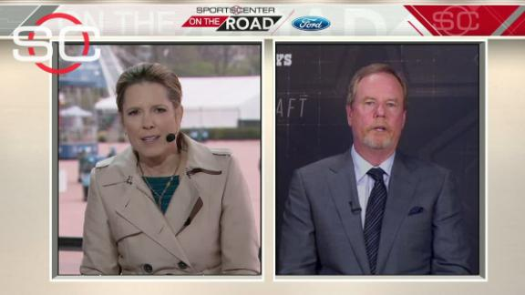 Video - Cowboys tried to get back in 1st round to get Lynch