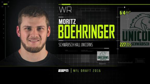 Moritz Boehringer highlights