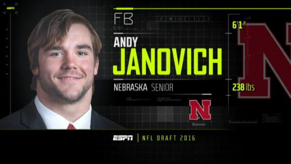 Andy Janovich highlights