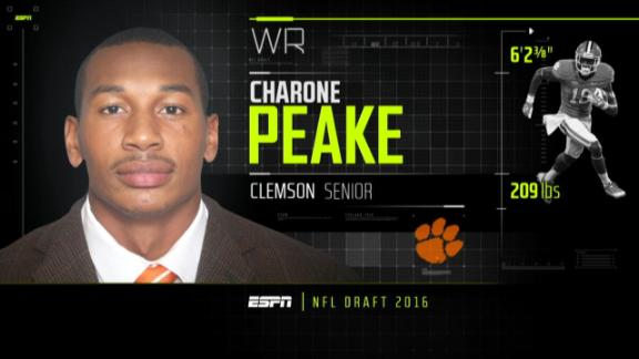 Charone Peake highlight