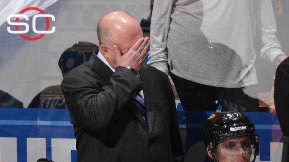 Melrose on Ducks firing Boudreau: 'It's ridiculous'
