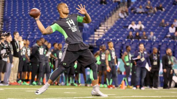 Video - Dak Prescott selected by Dallas Cowboys in Round 4