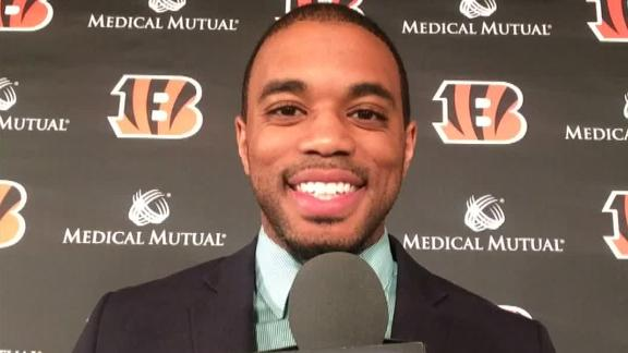 Video - Bengals address speed, strength in draft