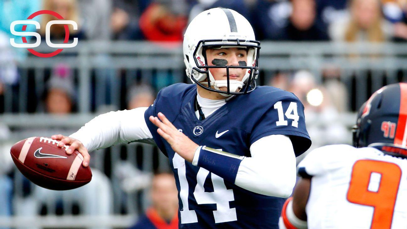 Jaworski: Hackenberg needs to regain focus downfield