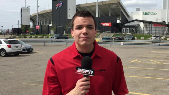 Video - Bills capitalize on 2016 draft, deserve 'A' grade