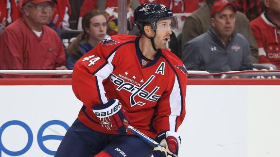 Brooks Orpik delivers a controversial hit