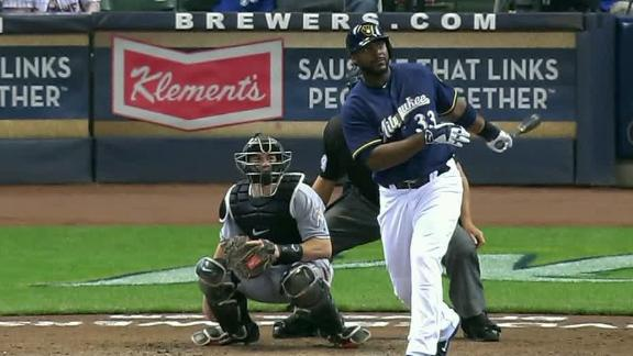 Carter goes deep twice against Marlins