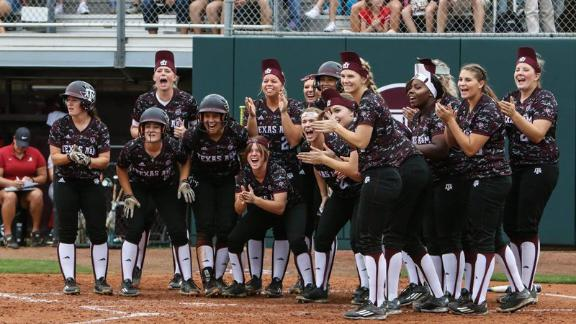Softball standouts: Top plays in the SEC