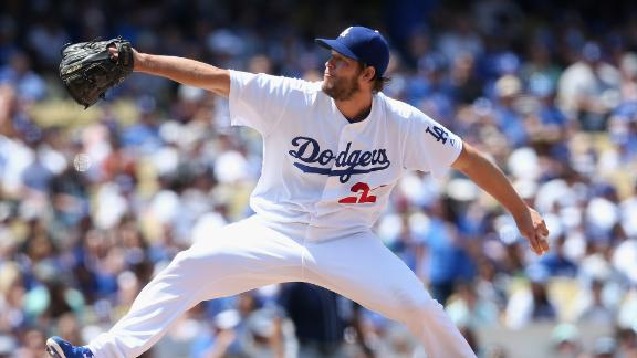 Kershaw fans 14, goes the distance to lift Dodgers