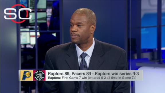 How do the Raptors stack up against the Heat?