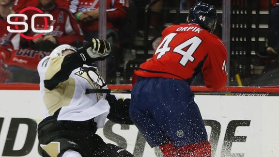 Melrose: Orpik should be suspended