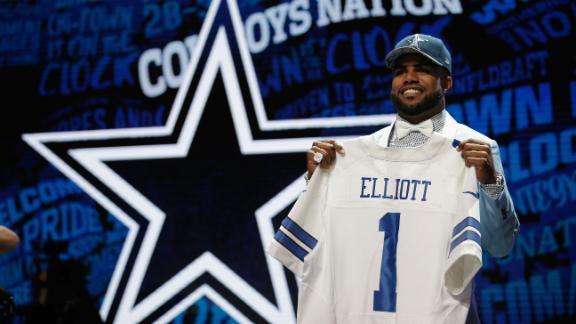 Ezekiel Elliott a perfect fantasy fit with Cowboys