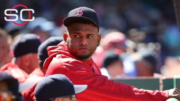 Source: Pablo Sandoval set to miss rest of year after shoulder surgery