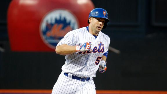 Mets go deep three times in first inning