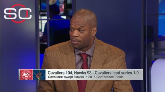 Davis: Cavaliers working cohesively together