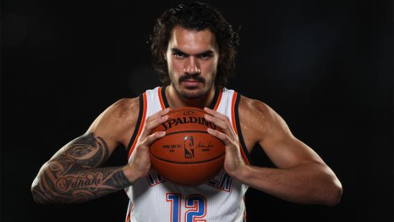 Seven feet of not giving a crap -- The untold story of Thunder center Steven Adams