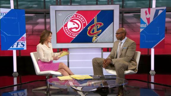 Haywood: Don't see how Hawks win series
