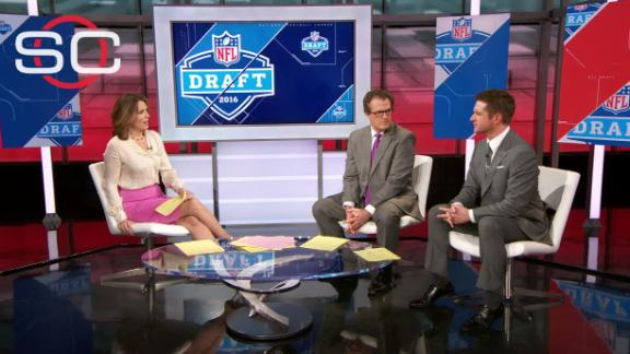 Kiper, McShay share favorite picks in the draft