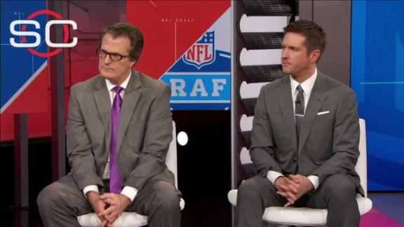 Video - Kiper: Cook should've been a Cleveland Brown