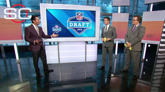 Video - McShay on Ravens' 4th-round: 'I've never seen anything like it'
