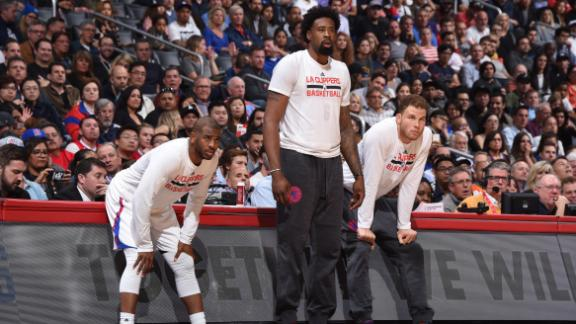 Barkley: Clippers should give it another go with big three