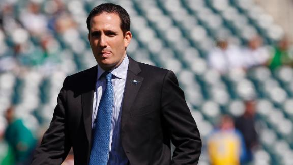Video - Eagles GM: Bradford situation will work itself out