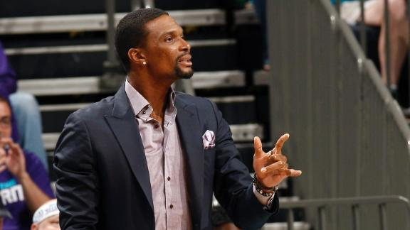 Windhorst: Heat believe it's too dangerous to play Bosh