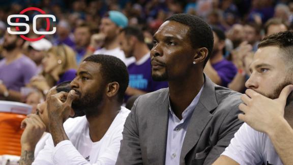 Sedano: Heat trying to protect Chris Bosh from himself