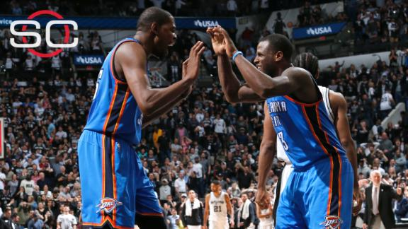 Thunder prove they can win in San Antonio