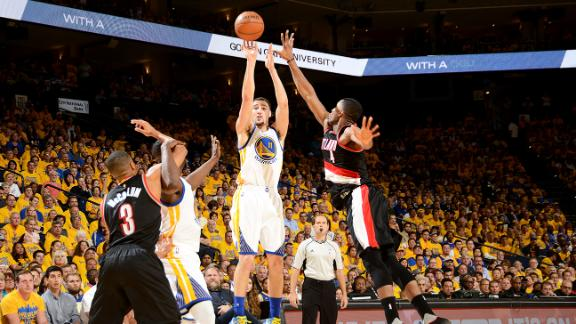 Follow live: Warriors coming back in Game 2